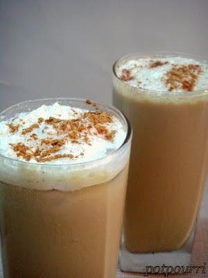Iced Cajun Coffee