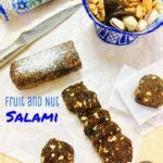 Fruit and Nut Salami