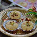 Festive Kesar Pista Nankhatai