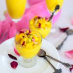 Mango Brown Rice Kheer
